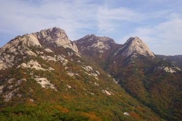 北漢山山脈