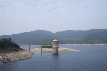 萬宜水庫取水控制塔