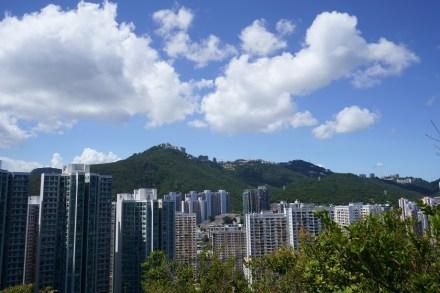 香港仔及力奇山