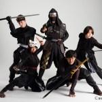 忍者ショーや体験コンテンツ満載「忍者フェスティバル2020」が中部国際空港で開催