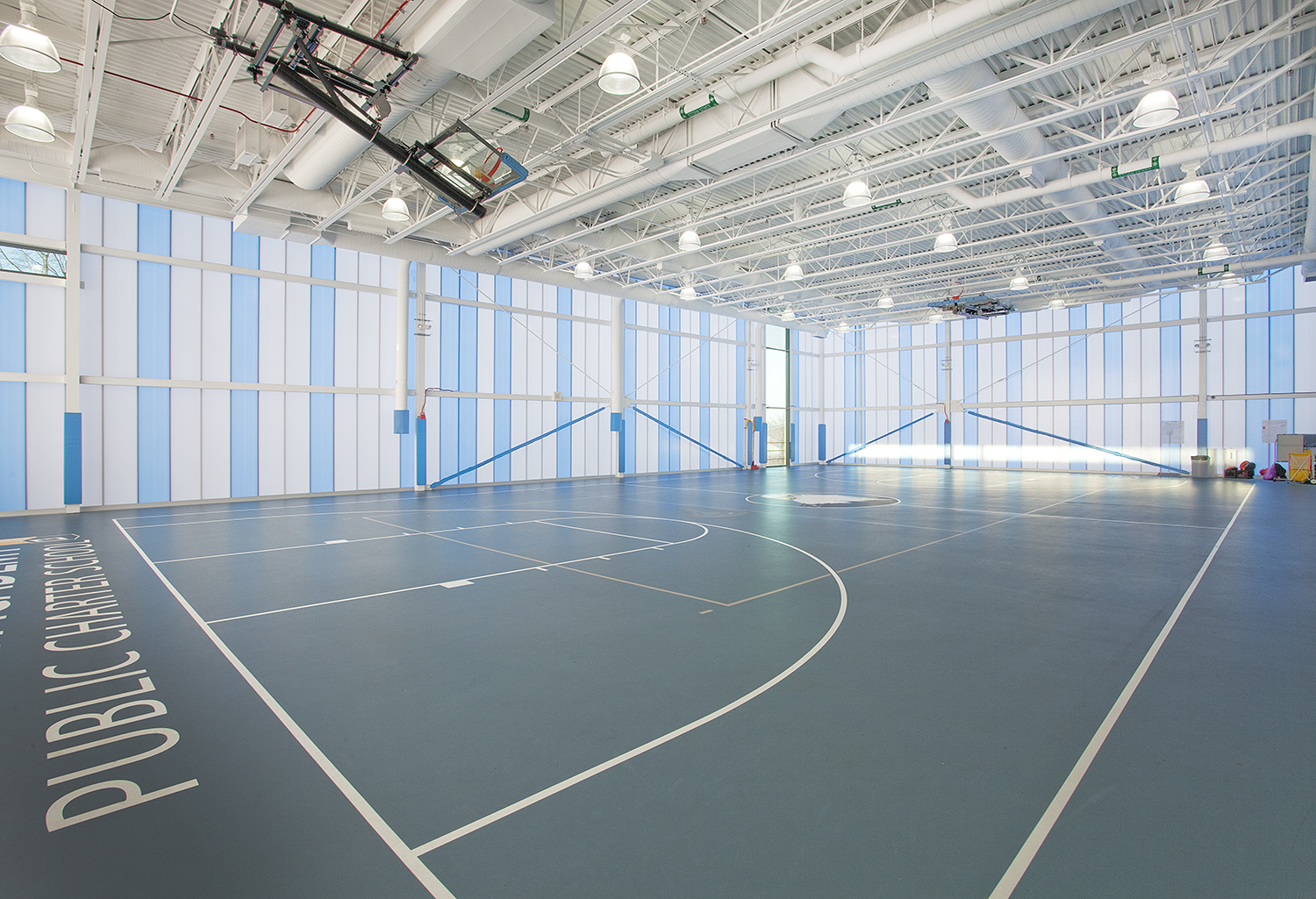 CPI Daylightings BiColor UniQuad creates a glarefree seamless and secure building envelope