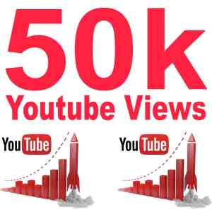 Buy 50000 YouTube Views
