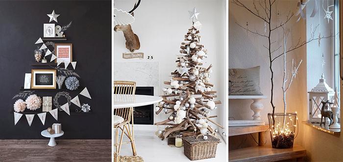 DIY alternatieve kerstboom  inspiratie  Follow Fashion