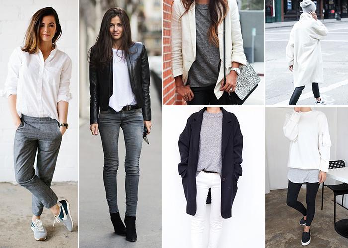 How to wear wit in de winter  Follow Fashion