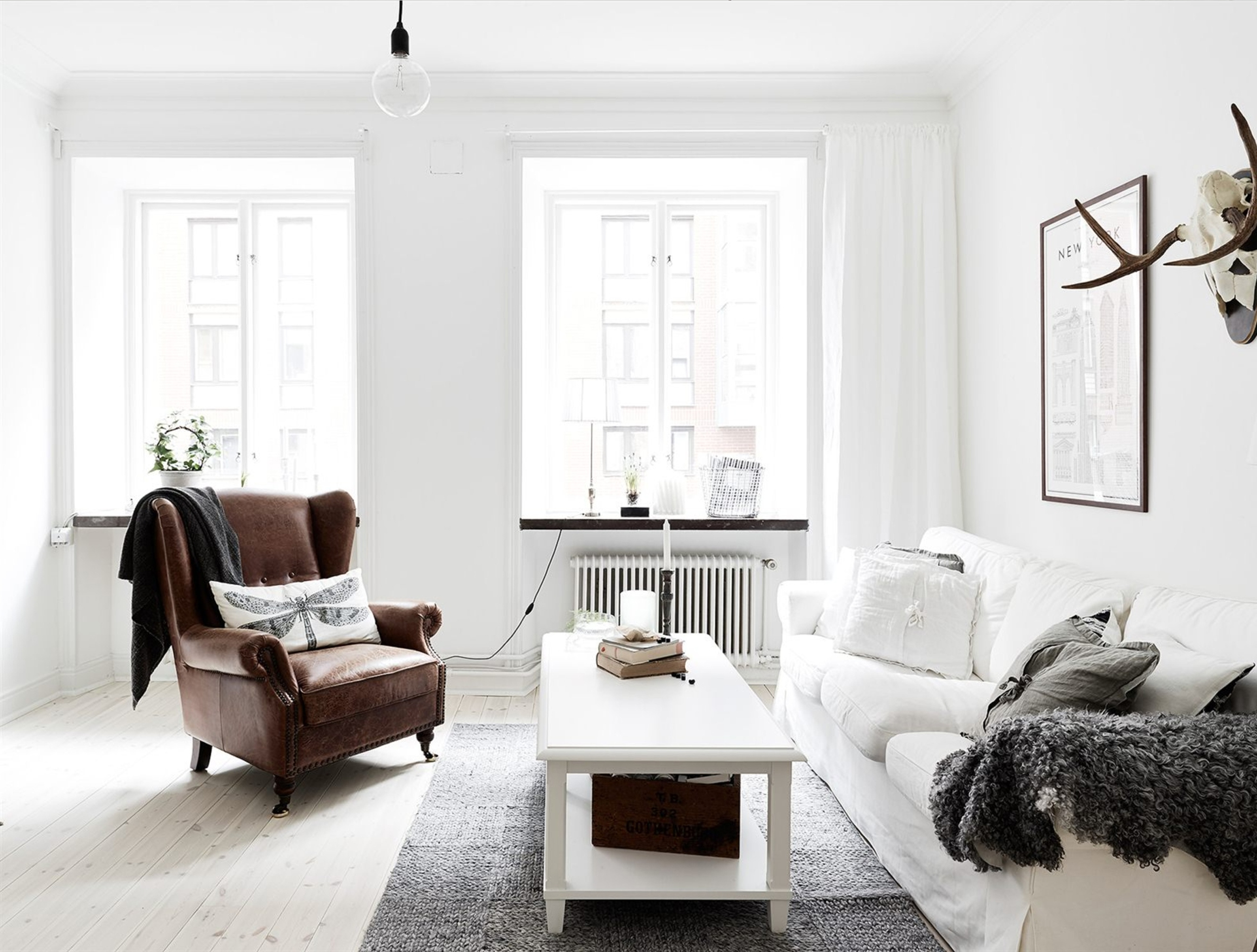 Scandinavisch interieur  Follow Fashion