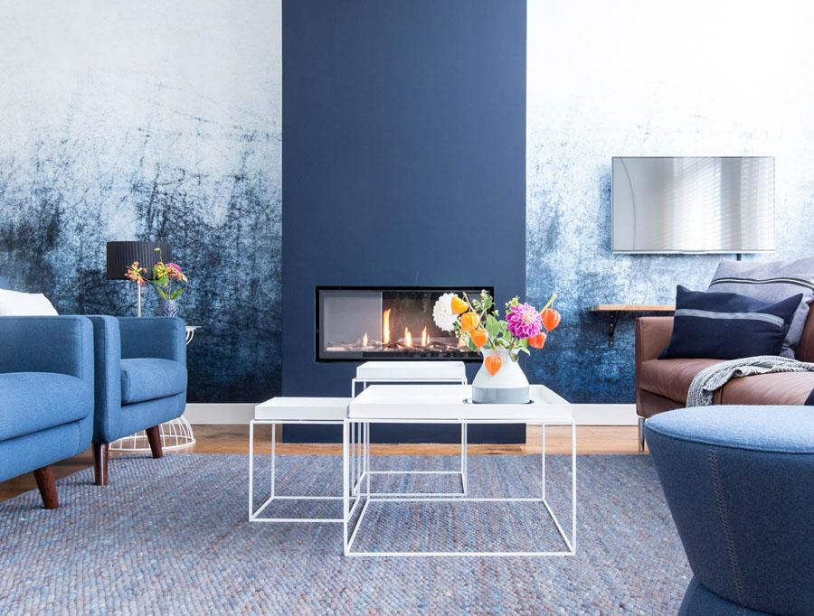 Interieurinspiratie blauw in je interieur  Follow Fashion
