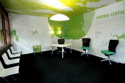 Green Office Making World Greener Follow Green Living