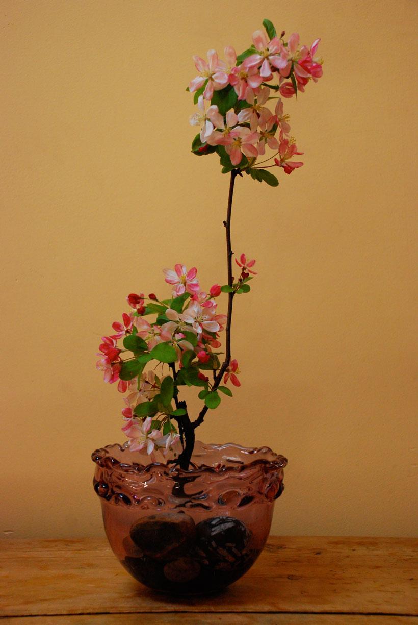 Standing Flower  © Yvonne Cornell, 2013