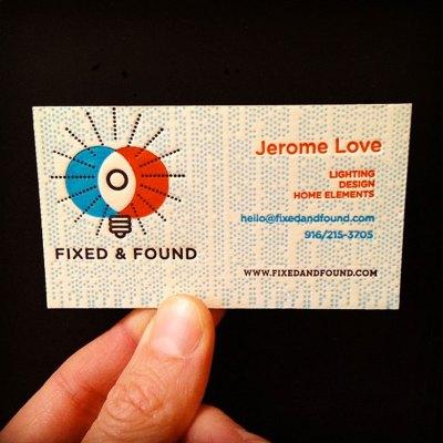 Thursday's Tribute: Jerome Love