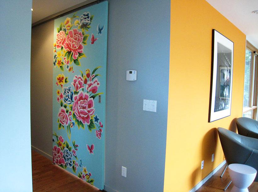 Colored-Door