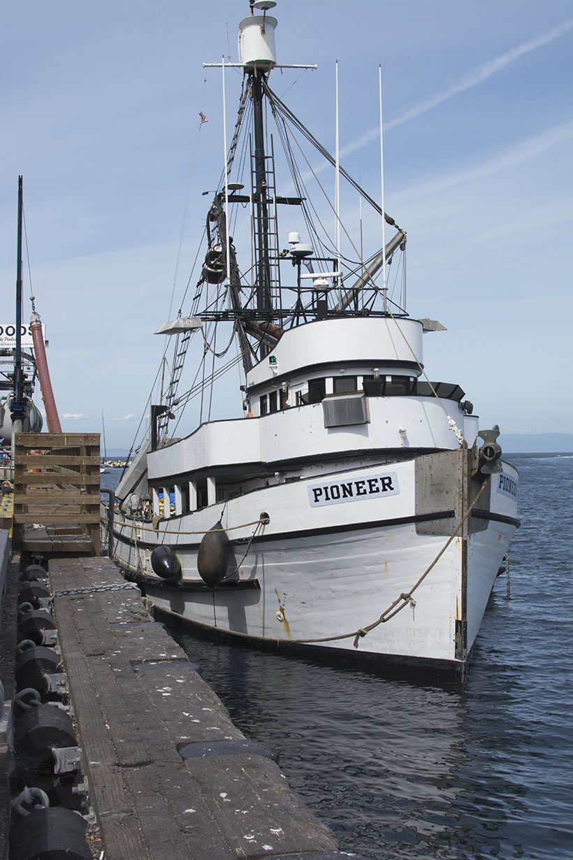 Pioneer Fishing Boat