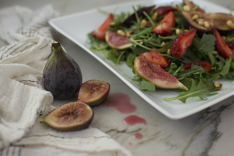 Mission Fig & Salad