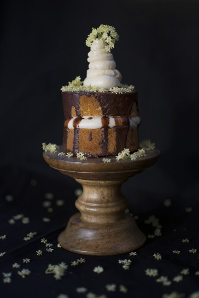 The Serendipity of Frosted Cake