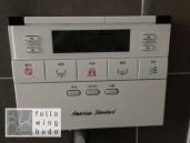 High Tech Toilettenspülung