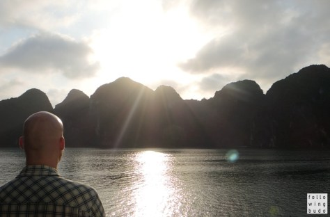 Sunset Halong Bay Videostill