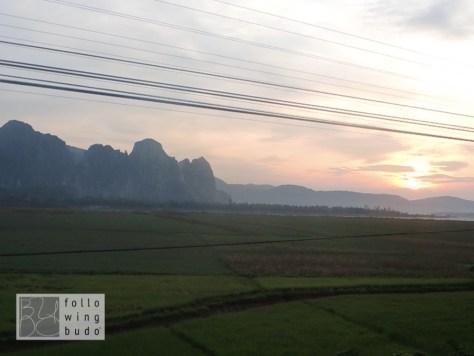 Vietnam Morgen 1