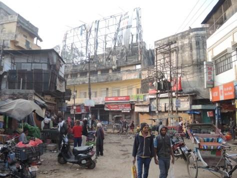 Lebensrealität in Indien
