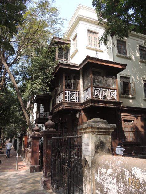 Ghandis Wohnhaus und Wirkungsstätte von 1917 bis 1934
