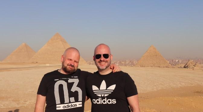 Ägyptisches Wiedersehen