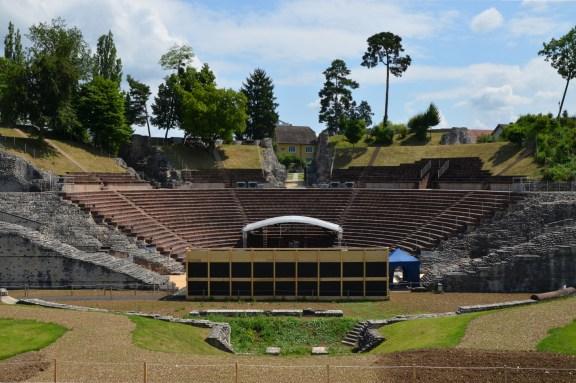 Roman theatre, Augusta Raurica © Carole Raddato