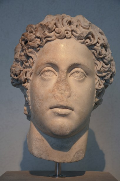 Commodus, end of 2nd century AD, Dal mercato antiquario.
