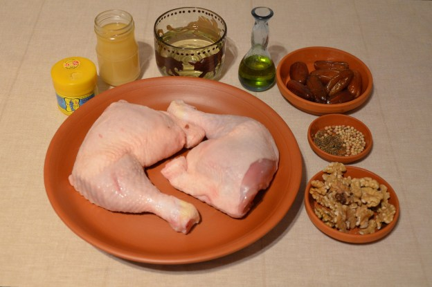 Ingredients: Pullum Numidicum (Numidian Chicken) Carole Raddato CC BY-SA