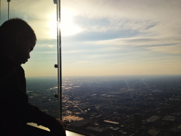 sears tower lookout