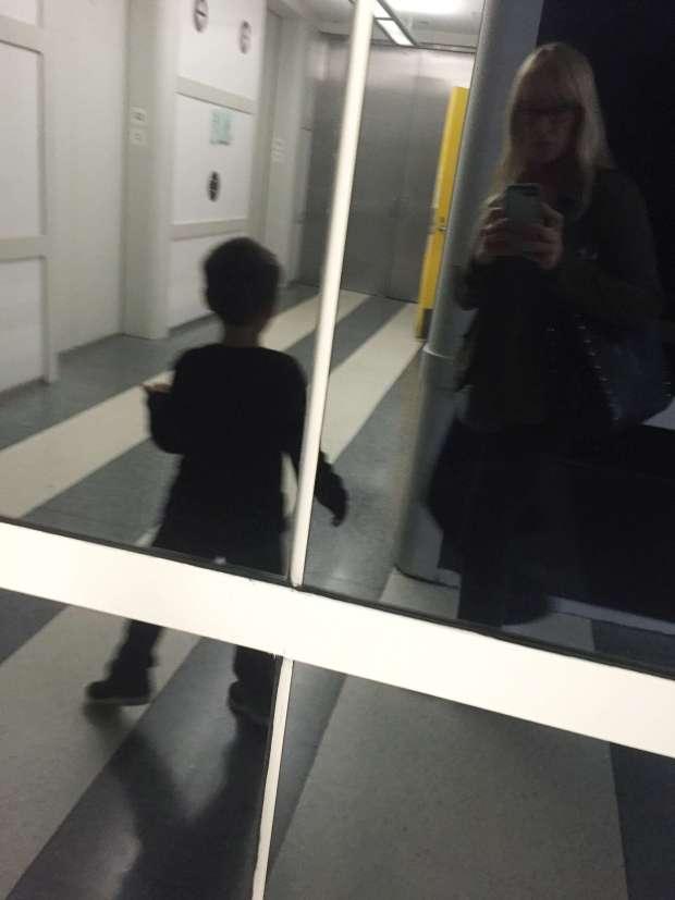 us selfie