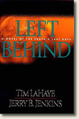"""Cover of """"Left Behind"""""""