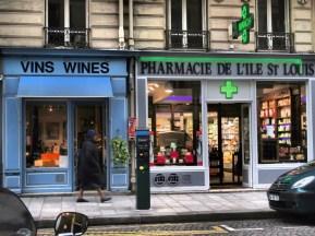 Île Saint-Louis pharmacy