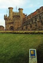 Castillo de los Templarios, Ponferrada