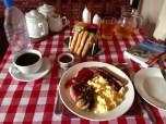 A good hearty English breakfast!