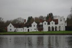 Medmenham Abbey, founded in 1201