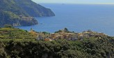 Corniglia and Manarola in the distance