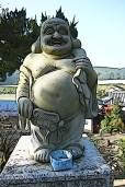 Hotei, the God of prosperity
