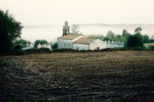A church not long after leaving Anton Veiras