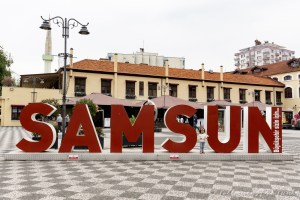 Black Sea Samsun Turkey
