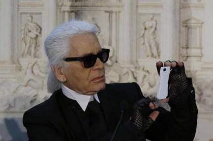 Karl Lagerfeld-Fontana di Trevi