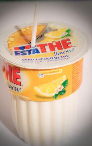 Bevanda analcolica preferita? Rigorosamente in brick e al limone