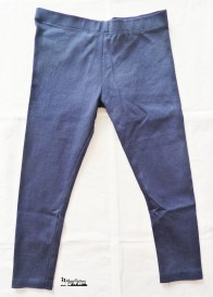 Next leggings blu
