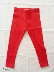 Next leggings rosso