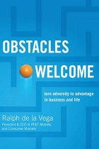 Obstacles Welcome book Cover