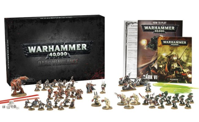New Warhammer 40k 2012 Box Set Followkman