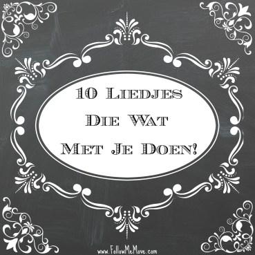 10 liedjes