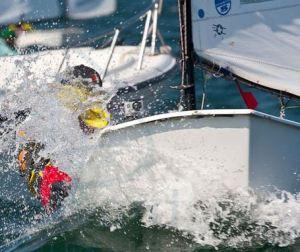 David Hein Sailing Optimist Class