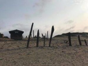 北海岸老梅沙灘