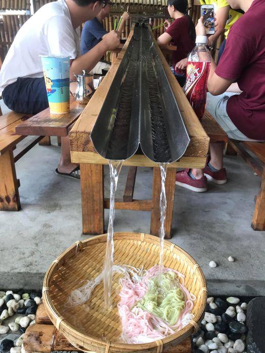 許家麵線DIY,流水麵體驗