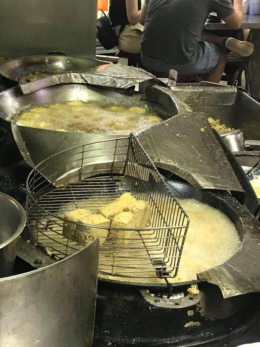 花蓮玉里必吃美食,橋頭臭豆腐,玉里必吃