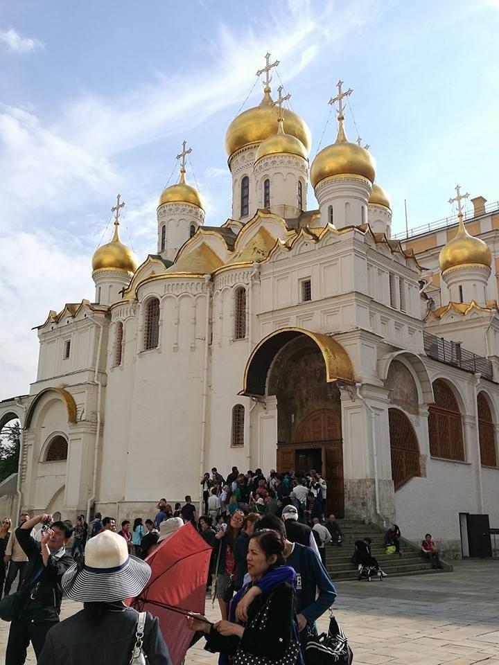 【俄羅斯】莫斯科。克里姆林宮 托爾泰故居 – 花洛米一起去玩耍