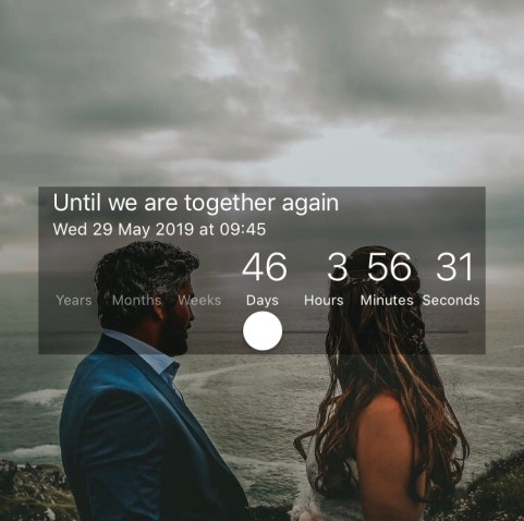 First Year Of Marriage in an LDR